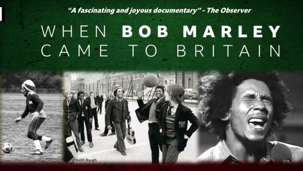 WISE OWL WINS PRESS PLAUDITS FOR BOB MARLEY DOC